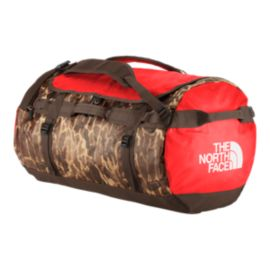 The North Face Base Camp 95L Large Duffel - Brunette Brown