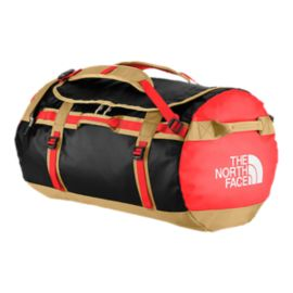 The North Face Base Camp Large Duffel - Fiery Red