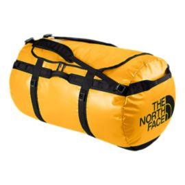 The North Face Base Camp X-Large Duffel - Summit Gold