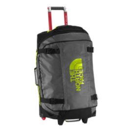 The North Face Rolling Thunder 80L Wheeled Duffel - Asphalt Grey