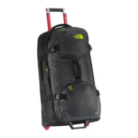 The North Face Longhaul 88L Wheeled Luggage - Asphalt Grey