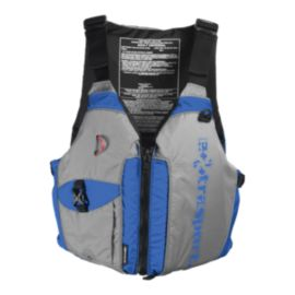 Extrasport Elevate PFD - French Blue/Gray