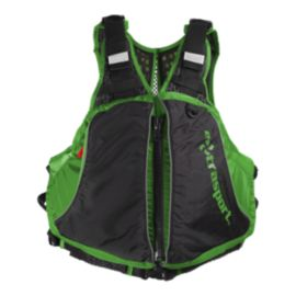 Extrasport Women's Evolve PFD - Apple Green/Black