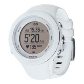 Suunto Ambit 3 Sport GPS Watch - White