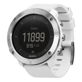 Suunto Traverse GPS Watch - White
