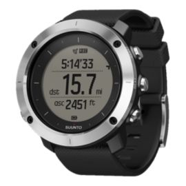 Suunto Traverse GPS Watch - Black