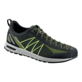 Scarpa Men's Iguana Hiking Shoes - Black/Green
