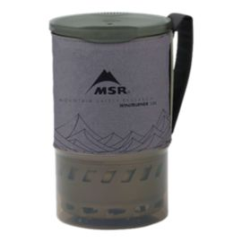 MSR WindBurner 1L Accessory Cup - Grey