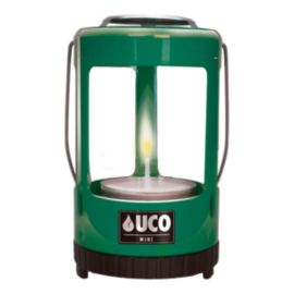 UCO Mini Candle Lantern Kit - Green