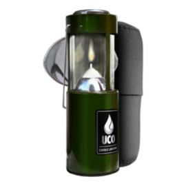 UCO Original Candle Lantern - Anodized Green