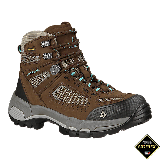 739ba31d3fa Vasque Women's Breeze 2.0 GTX Mid Day Hiking Boots - Brown/Blue ...