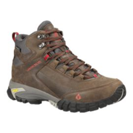 Vasque Men's Talus Trek UltraDry Day Hiking Boots - Brown/Pepper