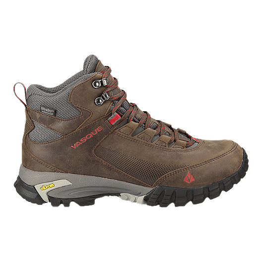 748b9f709fb Vasque Men's Talus Trek UltraDry Day Hiking Boots - Brown/Pepper ...