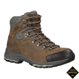 Vasque Men's St. Elias GTX Hiking Boots - Brown/Grey