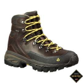 Vasque Men's Eriksson GTX Hiking Boots - Brown/Yellow