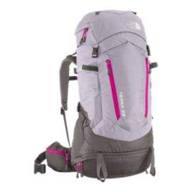 The North Face Terra 55L Women's Backpack - Dapple Grey