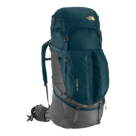 The North Face Fovero 70L Backpack - Monterey Blue