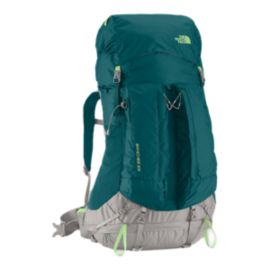 The North Face Women's Banchee 65L Backpack - Blue Coral