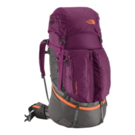 The North Face Women's Fovero 70L Backpack - Pamplona Purple