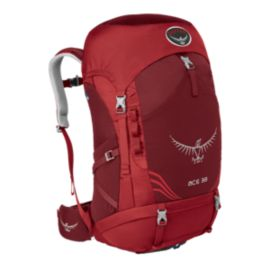 Osprey Youth Ace 38L Day Pack - Paprika Red