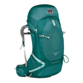 Osprey Women's Aura AG 50L Backpack - Rainforest Green