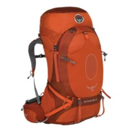 Osprey Atmos AG 65L Backpack - Cinnabar Red