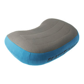 Sea to Summit Aeros Pillow Premium Large - Grey/Blue