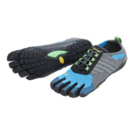 Vibram FiveFingers Trek Ascent Women's Shoes - Grey/Blue/Green