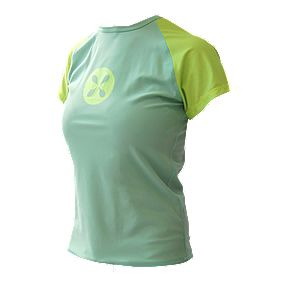 Level 6 Women's Coastal Short Sleeve Rash Guard