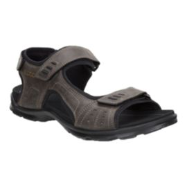 Ecco Men's Utah Sandals - Brown