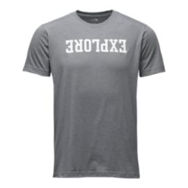 The North Face Explore Men's Short Sleeve Tee