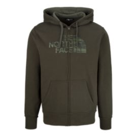 The North Face Men's HD Streak Logo Full-Zip Hoodie