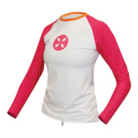 Level 6 Women's Coastal Long Sleeve Rash Guard