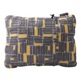 Therm-a-Rest Compressible Pillow Medium - Gray Mosaic