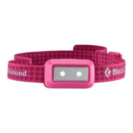 Black Diamond Wiz Kids Headlamp - Coral Pink