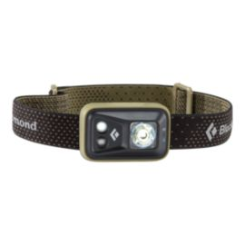 Black Diamond Spot Power Tap Headlamp 200 Lumens - Dark Olive