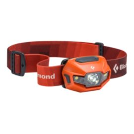 Black Diamond ReVolt USB Rechargeable Headlamp - Orange