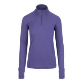 McKINLEY Merino Women's 1/4 Zip Top