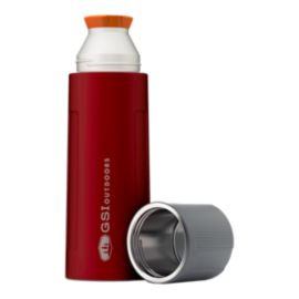 GSI Glacier Stainless Vacuum Bottle 1L - Red