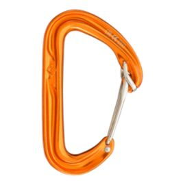 Black Diamond HoodWire Carabiner - Orange