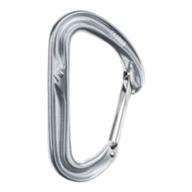 Black Diamond HoodWire Carabiner - Polished