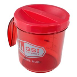 GSI Fairshare Mug - Red