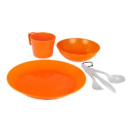 GSI Cascadian 1 Person Table Set - Orange
