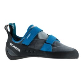 Scarpa Origin Rock Climbing Shoes - Blue/Black