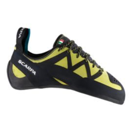 Scarpa Vapor Rock Climbing Shoes - Black/Yellow