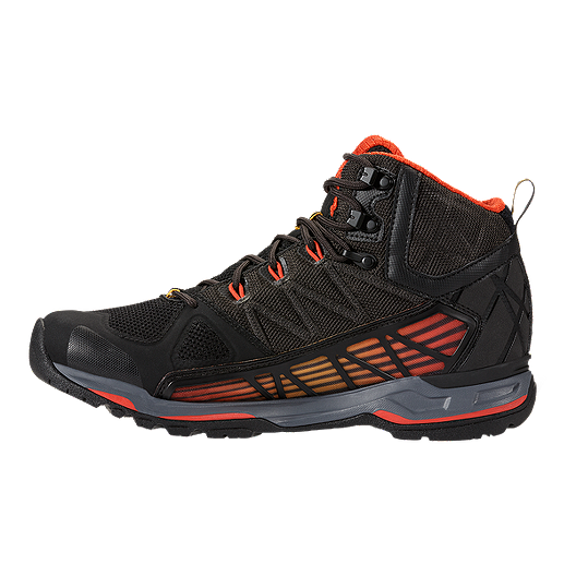 wholesale dealer 34201 6c5fd The North Face Men's Ultra GTX Surround Mid Day Hiking Boot ...