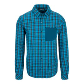 Arc'teryx Men's Bernal Plaid Long Sleeve Shirt - Prior Season