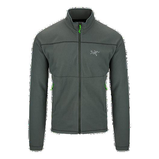 d7ce6fa65d8 Arc'teryx Men's Delta LT Fleece Jacket - Prior Season | Atmosphere.ca
