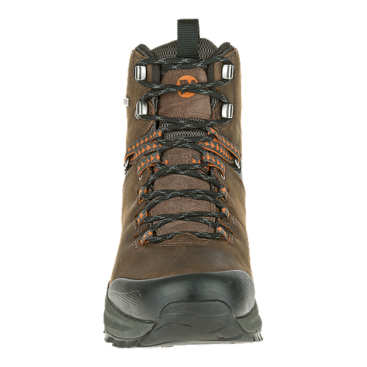 8d7f1e05b60 Merrell Men's Phaserbound Waterproof Hiking Boots - Clay/Orange ...