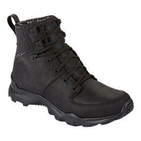 The North Face Men's Thermoball Versa Waterproof Winter Boots - Black